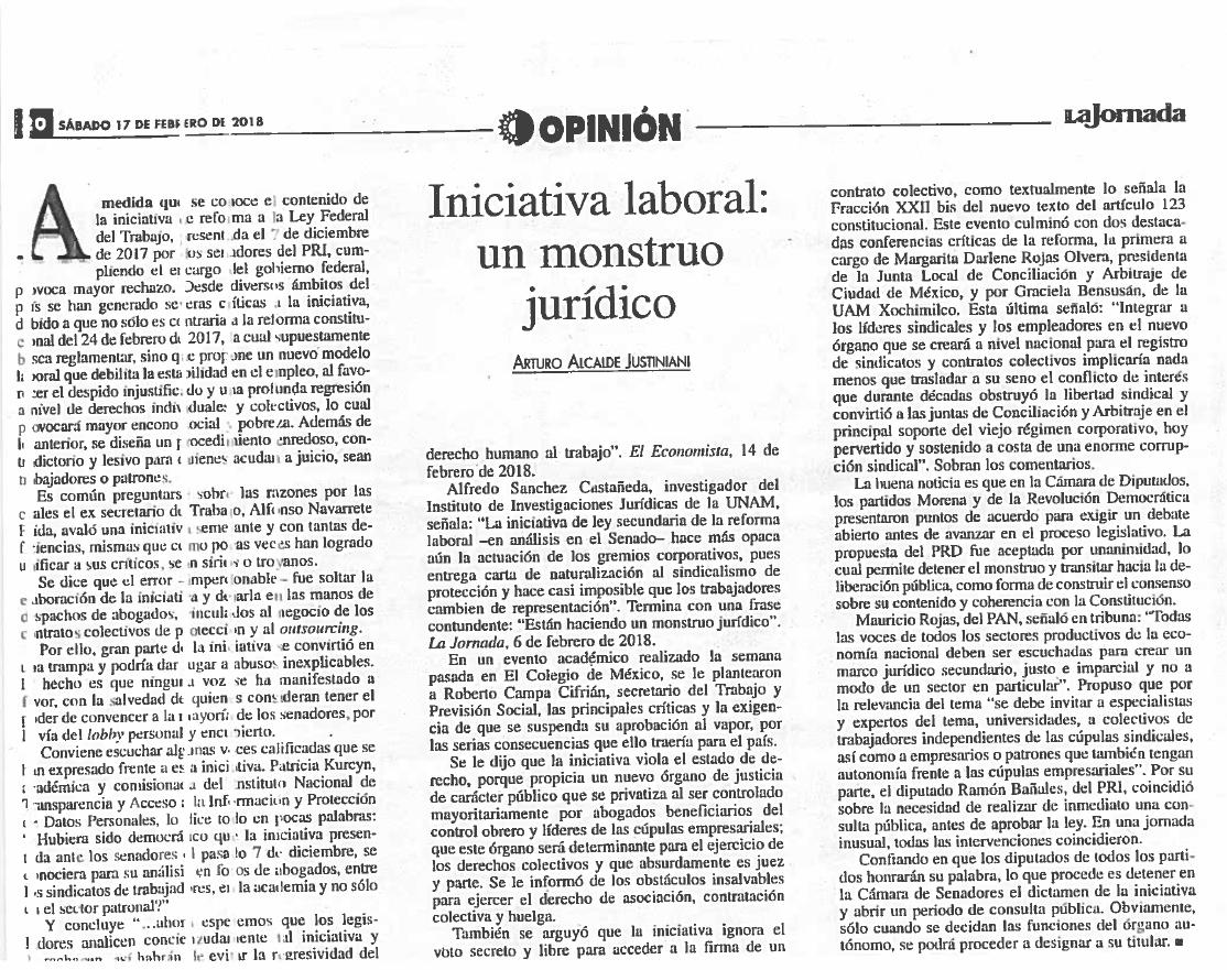 SUTINAOE - Avisos de Prensa